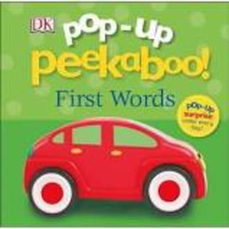 Pop-Up Peekaboo First Words