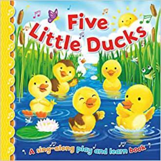 Five Little Ducks - Sing along