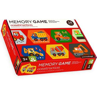 Memo Game - Construction