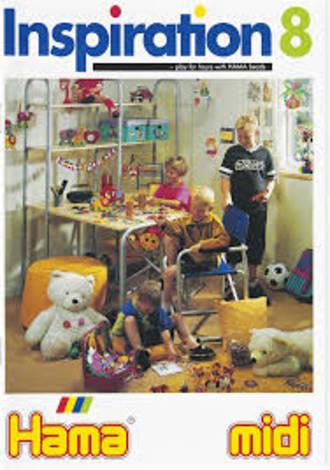Hama Beads Inspiration Book 8
