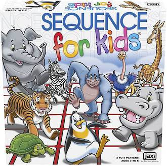 Sequence for Kids
