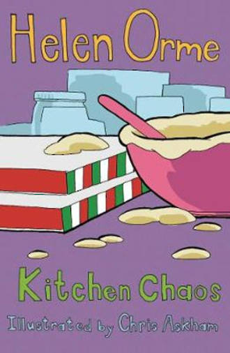 Kitchen Chaos by Helen Orme