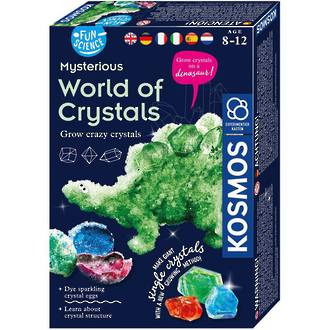 Kosmos Mysterious World of Crystals