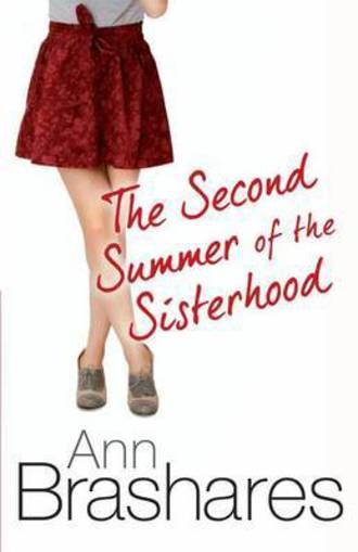 The second summer of the sisterhood by Ann Bradshares
