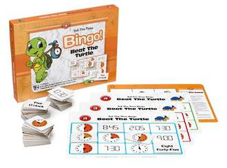 Tell the Time Bingo Beat The Turtle
