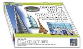 Wonders of Learning Model Set - Megastructures
