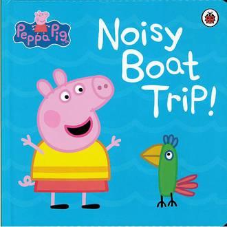 Peppa Pig Noisy Boat Trip