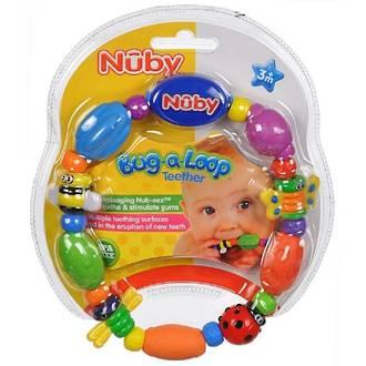 Nuby Bug-a-Loop Soothing Teether
