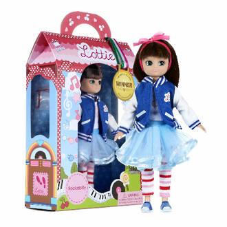 Lottie Doll - Rockabilly