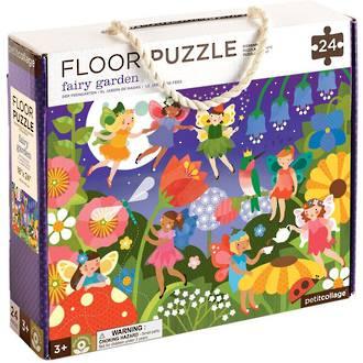Floor Puzzle Fairy Garden 24 Piece