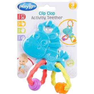 Play Gro Clip Clop Activity Teether