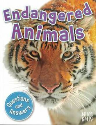 Miles Kelly My First Q & A Endangered Animals