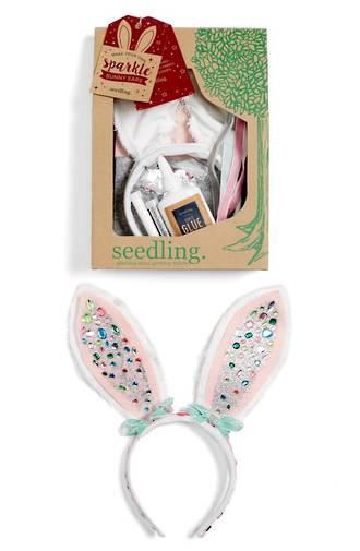 Seedling design make own Sparkle Bunny Ears kit