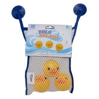 Tolo Splash Squishy Ducks