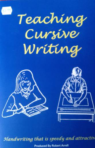 Teaching Cursive Writing