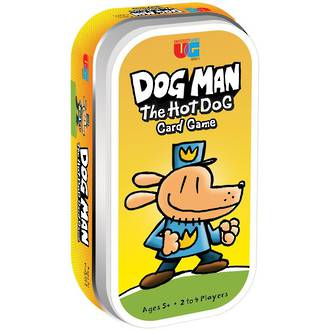 Dog Man The Hot Dog Card Game