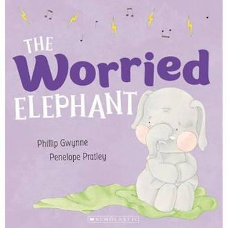 The Worried Elephant