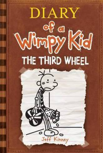 Diary of a Wimpy Kid #7  The Third Wheel