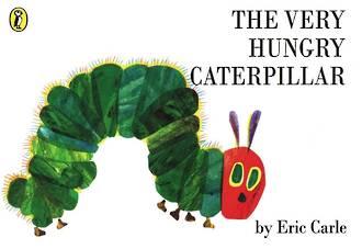 Very Hungry Caterpillar (board book)