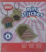 Quack Mini Stitches Cross Stitch