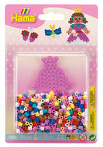 Hama Blister Pack Princess Butterfly 450 Beads H4181