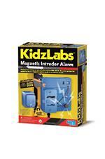 4M KidzLabs - Magnetic Intruder Alarm