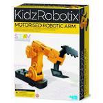 4M KidzRobotix Motorised Robotic Arm