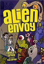 Alien Envoy by Pamela F. Service