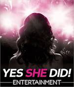 Yes she did - entertainment by Kirsten Rue