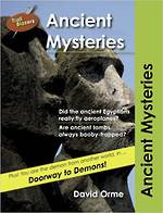Trail Blazers - Ancient mysteries by David Orme
