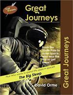 Trail Blazerzs - Great Journeys by David Orme