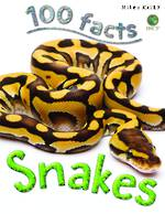 Miles Kelly - 100 facts snakes