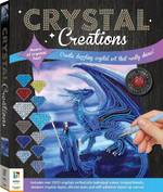 Hinkler Crystal Creations Anne Stokes New Horizons