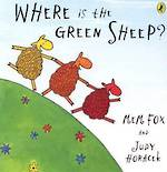 Where is the Green Sheep (board book)