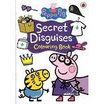 Peppa Pig Secret Disguises Colouring Book