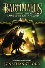 Bartimaeus the amulet of Samarkand by Jonathan Stroud