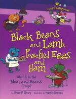 Black Beans And Lamb, Poached Eggs And Ham by Brian P. Cleary