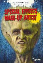 The coolest jobs on the planet - Special effects make up artist by Jonathan Craig