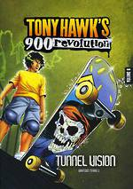 Tony Hawk's 900 Revolution BK 6 - Tunnel Vision