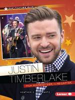 Pop culture bios - Justin Timberlake by Heather E. Schwartz
