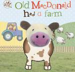 Old MacDonald Had a Farm Finger Puppet Board Book