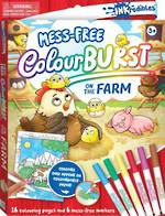 Mess free - Colour burst on the farm