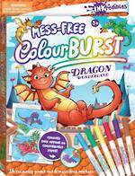 Mess free - Colour Burst Dragon Wonderland
