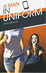 A man in uniform by Alex Stewart