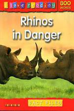 I Love Reading - Rhinos in danger