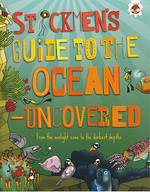 Stickman's guide to the ocean uncovered by Catherine Chambers