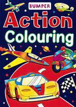 Bumper Action Colouring