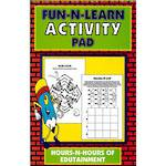 Activity Pad Red Brick
