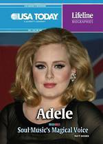 Adele : Soul Music's Magical Voice