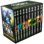 Alex Rider 10-Book Collection
